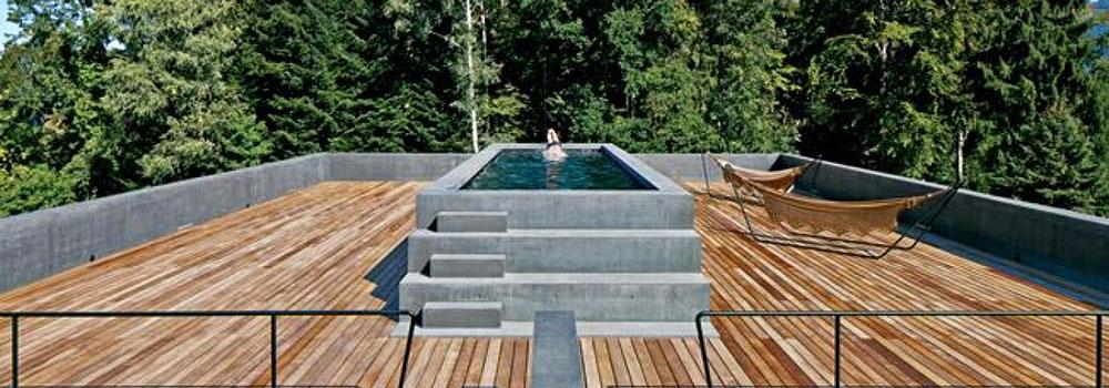 Super Unterhalt und Auffrischung von Holzterrassen / Terrassen Pflege @DK_42